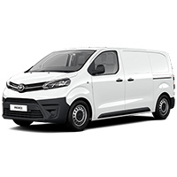 Toyota Proace Van 2016 Onwards